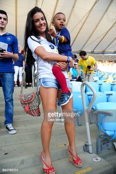 Ludivine SAGNA France / Equateur Coupe du Monde 2014 Photo Dave Winter / Icon Sport