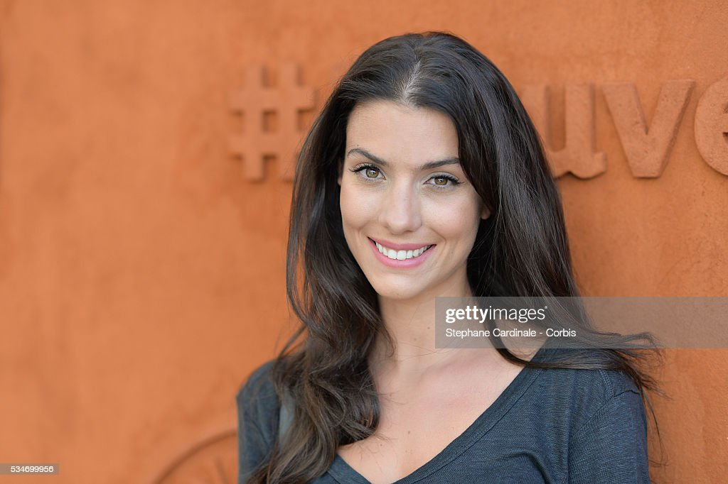 <a gi-track='captionPersonalityLinkClicked' href=/galleries/search?phrase=Ludivine+Sagna&family=editorial&specificpeople=12901872 ng-click='$event.stopPropagation()'>Ludivine Sagna</a> attends day six of the 2016 French Open at Roland Garros on May 27, 2016 in Paris, France.