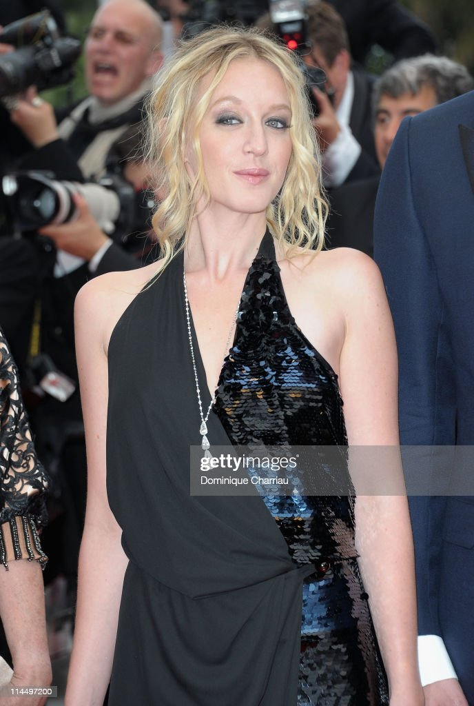 Ludivine Sagnier attends the 'Les Bien-Aimes' Premiere and Closing Ceremony during the 64th Annual Cannes Film Festival at the Palais des Festivals on May 22, 2011 in Cannes, France.
