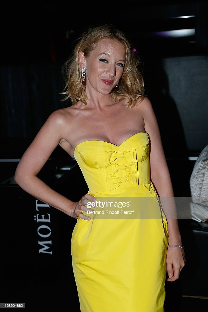 <a gi-track='captionPersonalityLinkClicked' href=/galleries/search?phrase=Ludivine+Sagnier&family=editorial&specificpeople=211356 ng-click='$event.stopPropagation()'>Ludivine Sagnier</a> attends the photocall of The Bling Ring Party Hosted By Louis Vuitton during the 66th Annual Cannes Film Festival at Club d'Albane/Marriott on May 16, 2013 in Cannes, France.