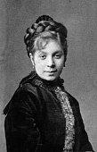 Ludmilla Hildegard Stubel dancer at the Vienna Court Opera Marriage to Archduke Johann Salvator of AustriaTuscany About 1880 Photography Ludmilla...