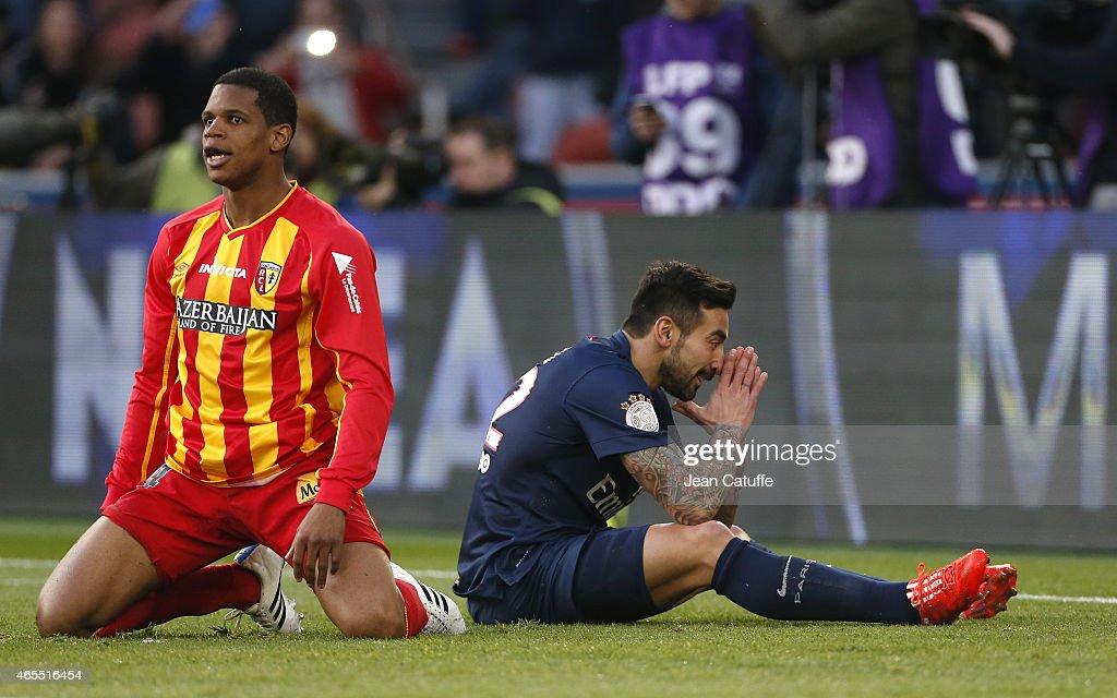 Paris Saint-Germain FC v RC Lens - Ligue 1