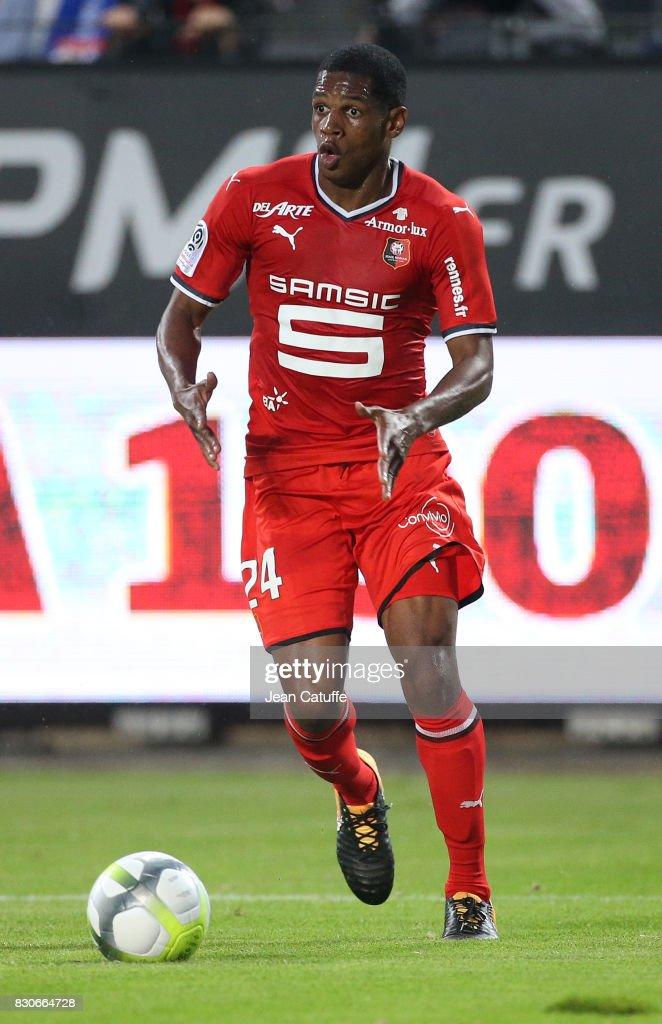 Stade Rennes v Olympique Lyonnais - Ligue 1