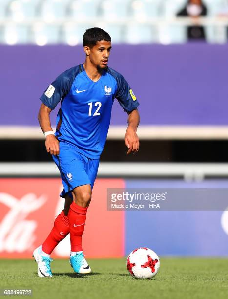Ludovic Blas of France during the FIFA U20 World Cup Korea Republic 2017 group E match between France and Vietnam at Cheonan Baekseok Stadium on May...