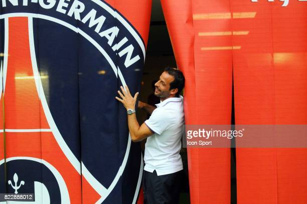 Ludovic GIULY PSG / Bordeaux 3eme journee de Ligue 1 Parc des Princes Paris