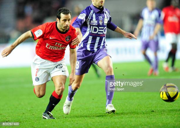 Ludovic GIULY PSG / Toulouse 25e journee de Ligue 1