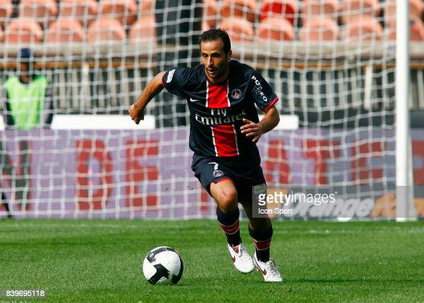 Ludovic GIULY PSG / La Gantoise Match Amical