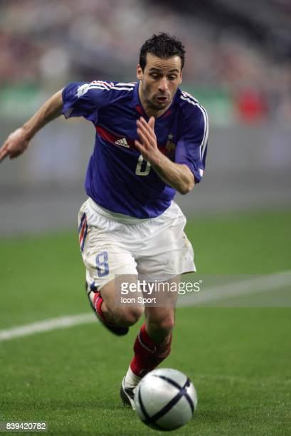 Ludovic GIULY France / Suisse Eliminatoires Coupe du Monde 2006 Stade de France