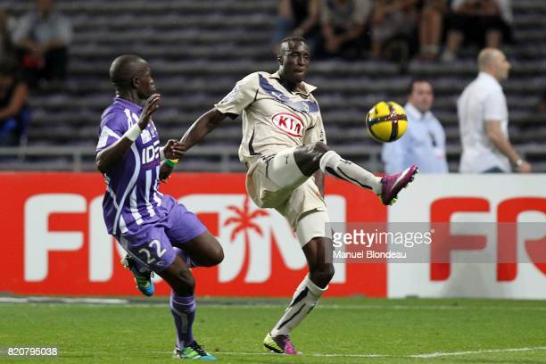 Ludovic Sane Toulouse / Bordeaux 37eme journee de Ligue 1