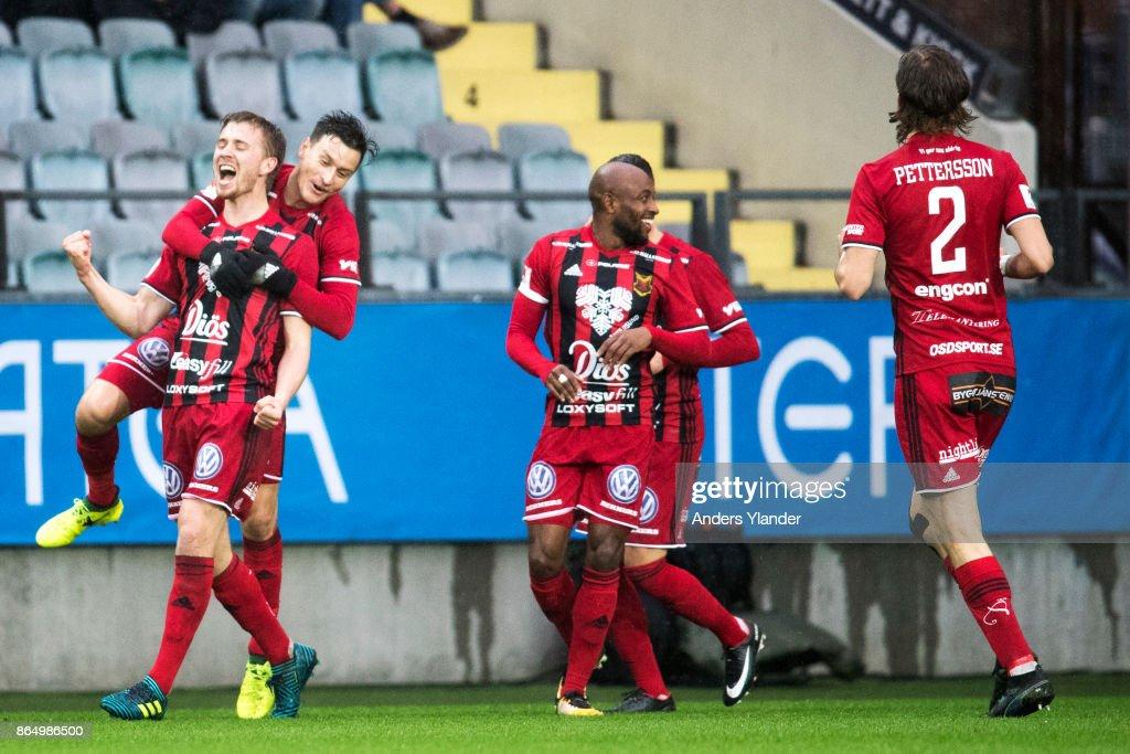 IFK Goteborg v Ostersunds FK - Allsvenskan