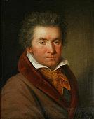 Ludwig van Beethoven Oil on Canvas 1815 [Ludwig van Beethoven oel/Lwd 1815]