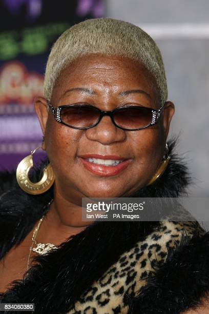 Luenell arrives at the premiere for new film Hannah Montana and Miley CyrusBest of Both Worlds Concert at the El Capitan Theatre Los Angeles