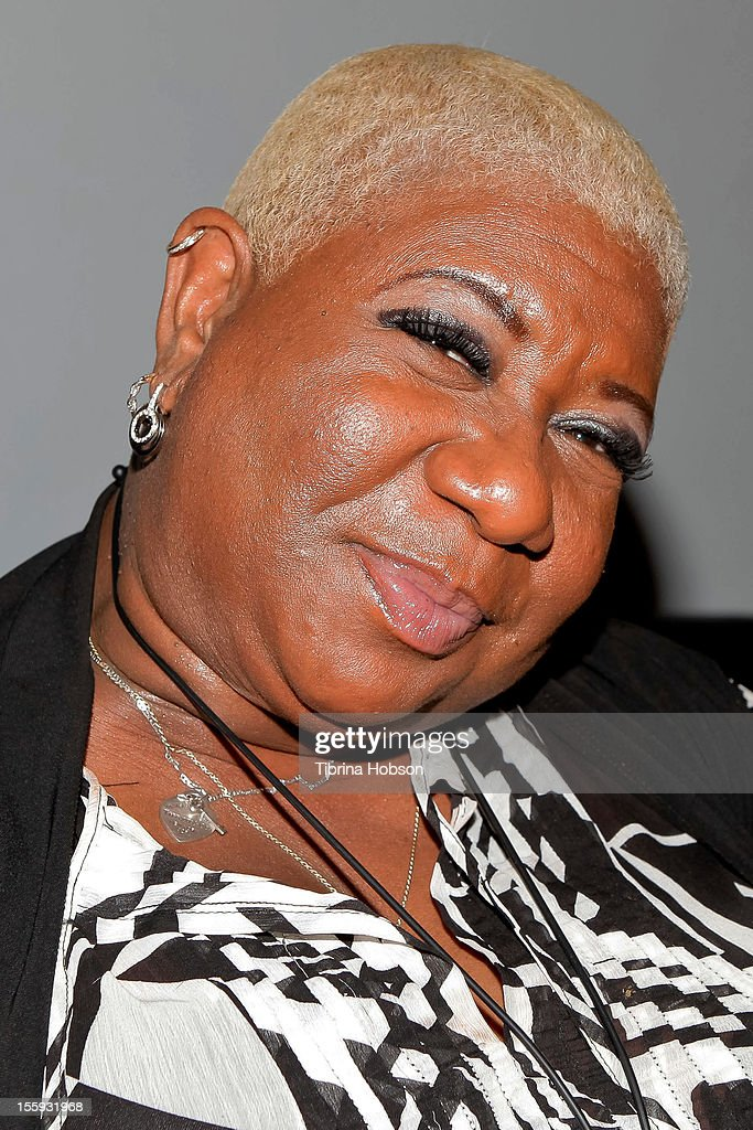 Luenell attends Allee Willis' 'BA-DE-YA, BABY!' an interactive and hilarious tour deforce at North Hollywood Performing Arts Center on November 8, 2012 in North Hollywood, California.