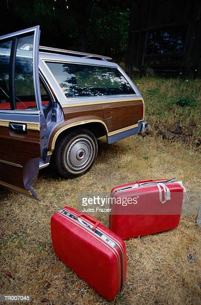 Luggage by Car