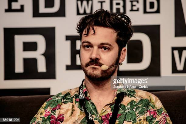 Luigi Di Capua attends Wired Next Fest 2017 at Giardini Indro Montanelli on May 28 2017 in Milan Italy