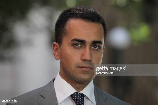 Luigi Di Maio Vice President Chamber of Deputies Citizen elected for the 5 Star Movement in Naples