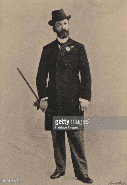 Luigi Mancinelli before 1895 Found in the collection of Biblioteca della musica di Bologna