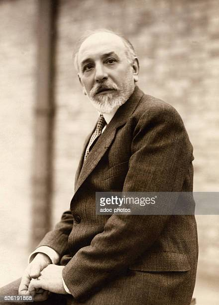 Luigi Pirandello Italian poet and writer born in Agrigente Ca 1920