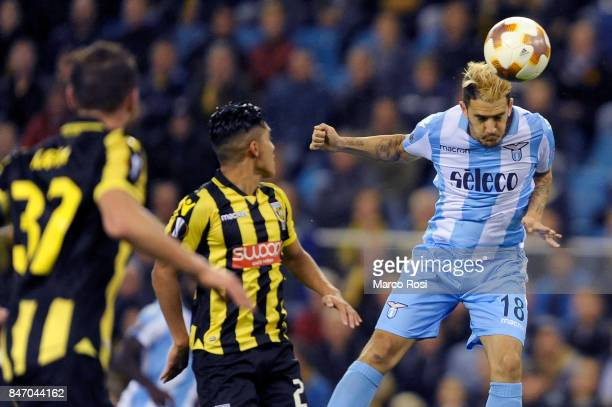 Luis Alberto of SS Lazio during the UEFA Europa League group K match between Vitesse and SS Lazio at Gelredome on September 14 2017 in Arnhem...
