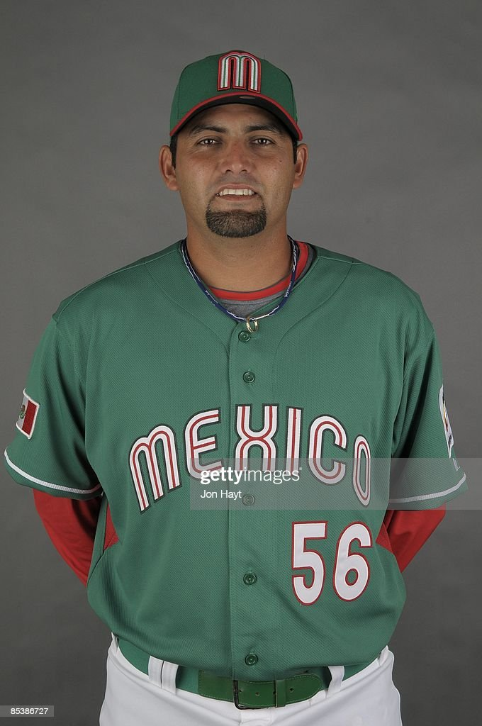 Luis Ayala of team Mexico poses during a 2009 World Baseball Classic Photo Day on Monday, March 2, 2009 in Tucson, Arizona.