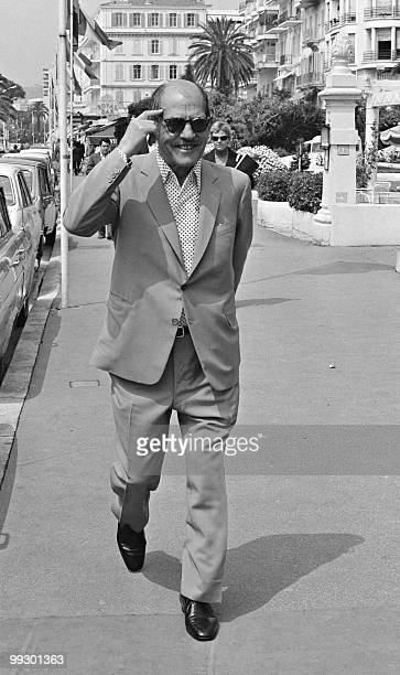 Luis Bunuel the Mexican director walks on the Croisette in Cannes during the Film Festival in May 1972 Born in 1900 in Calanda Spain Luis Bunuel...