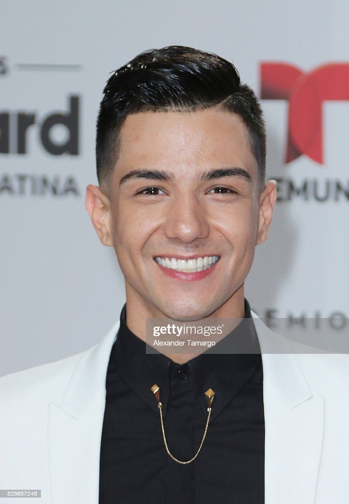 Luis Coronel attends the Billboard Latin Music Awards at Bank United Center on April 28, 2016 in Miami, Florida.