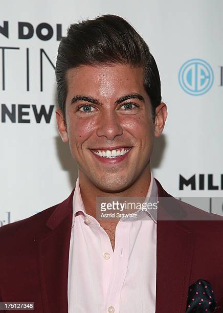 Luis D Ortiz attends 'Million Dollar Listing' Season 2 Finale Party at The General on July 31 2013 in New York City