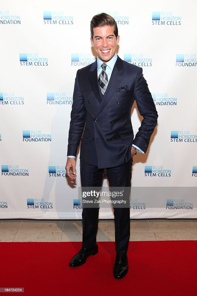 Luis D. Ortiz attends the 2nd Annual Blue Horizon Foundation gala>> at Guastavino's on October 15, 2013 in New York City.