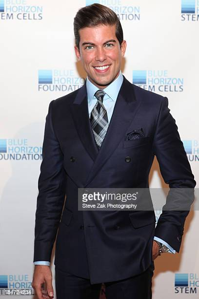Luis D Ortiz attends the 2nd Annual Blue Horizon Foundation gala>> at Guastavino's on October 15 2013 in New York City