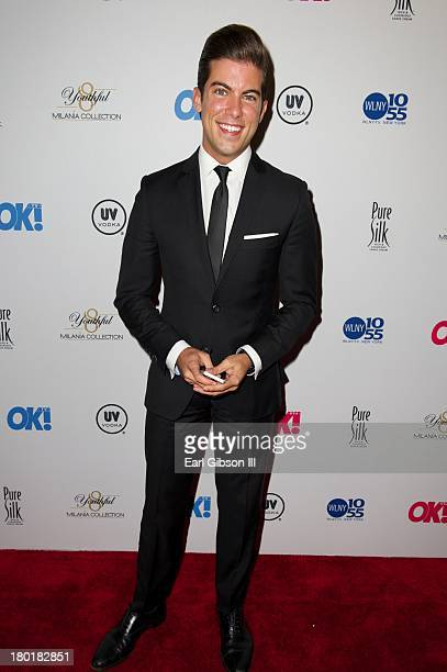 Luis D Ortiz attends the OK TV Launch Celebration at Lavo on September 9 2013 in New York City