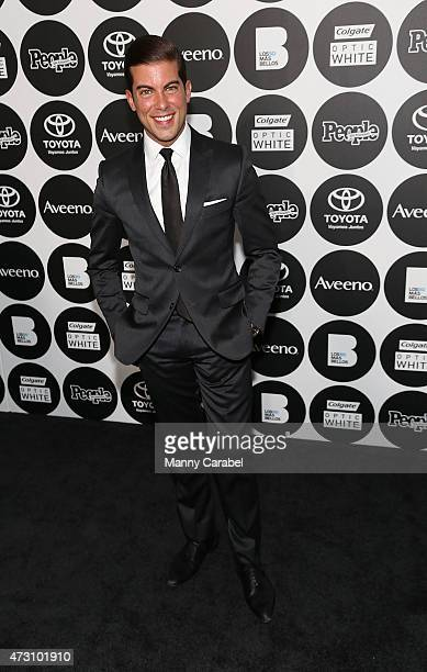 Luis D Ortiz attends the People En Espanol's '50 Most Beautiful' 2015 Gala on May 12 2015 in New York City