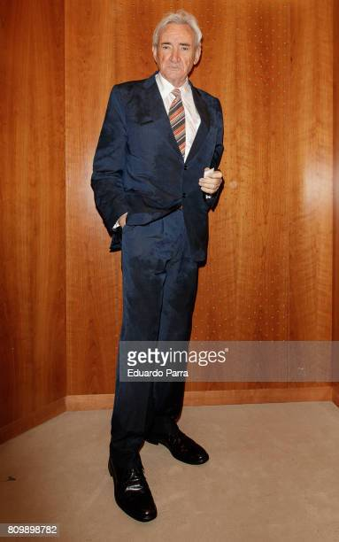 Luis del Olmo attends the 'Periodismo Cientifico Concha Garcia Campoy' awards at Mapfre Foundation on July 6 2017 in Madrid Spain