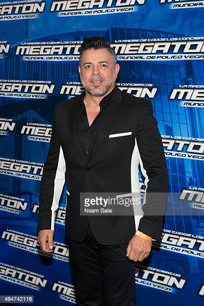 Luis Enrique attends the Mega 979 Megaton Concert at Madison Square Garden on October 28 2015 in New York City