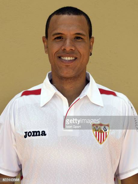 Luis FABIANO Presentation du FC Seville Seville