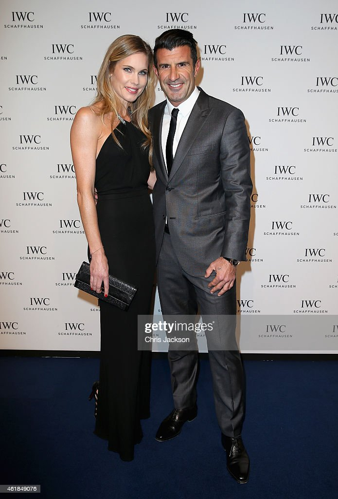 <a gi-track='captionPersonalityLinkClicked' href=/galleries/search?phrase=Luis+Figo&family=editorial&specificpeople=201507 ng-click='$event.stopPropagation()'>Luis Figo</a> and <a gi-track='captionPersonalityLinkClicked' href=/galleries/search?phrase=Helen+Svedin&family=editorial&specificpeople=2992997 ng-click='$event.stopPropagation()'>Helen Svedin</a> attends the IWC Gala Dinner during the Salon International de la Haute Horlogerie (SIHH) 2015 at the Palexpo on January 20, 2015 in Geneva, Switzerland.