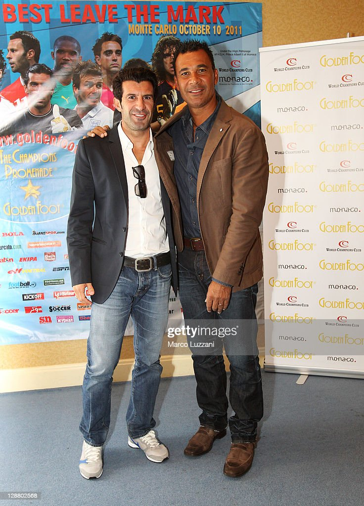 <a gi-track='captionPersonalityLinkClicked' href=/galleries/search?phrase=Luis+Figo&family=editorial&specificpeople=201507 ng-click='$event.stopPropagation()'>Luis Figo</a> and <a gi-track='captionPersonalityLinkClicked' href=/galleries/search?phrase=Ruud+Gullit&family=editorial&specificpeople=2104975 ng-click='$event.stopPropagation()'>Ruud Gullit</a> attend the Golden Foot awards previews on October 9, 2011 in Monaco, Monaco.