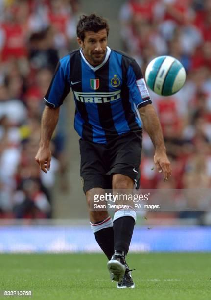 Luis Figo Inter Milan