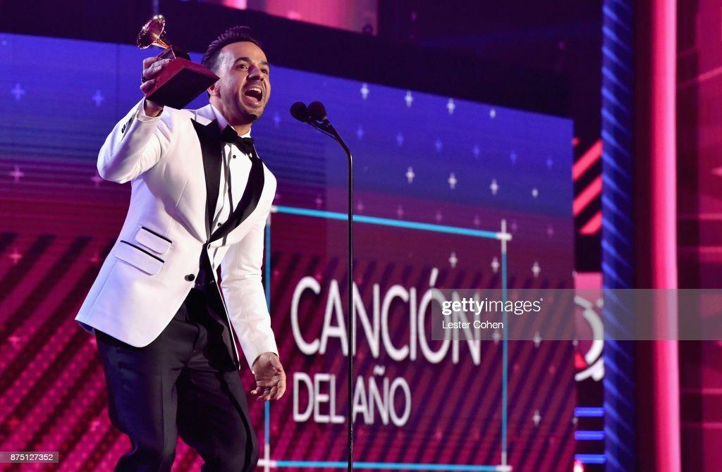 18th Annual Latin Grammy Awards