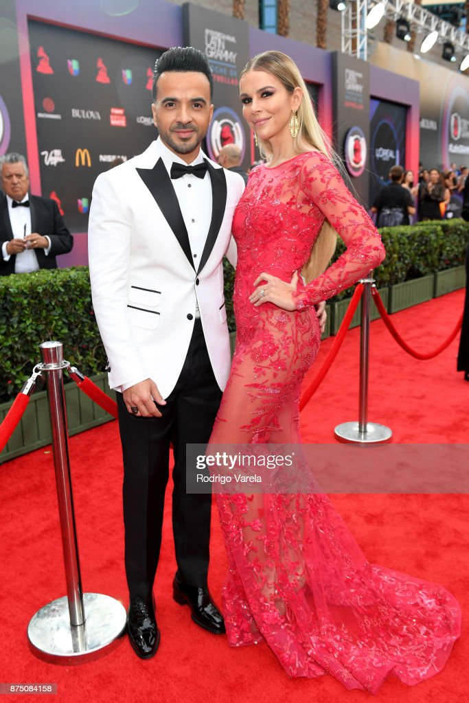 The 18th Annual Latin Grammy Awards - Red Carpet