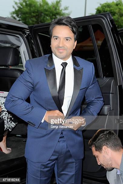 Luis Fonsi attends the 2015 Billboard Latin Music Awards 'Premios Billboard' at BankUnited Center on April 30 2015 in Miami Florida
