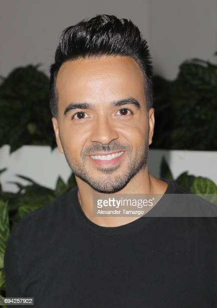 Luis Fonsi attends the iHeartSummer '17 Weekend By ATT Day 1 at Fontainebleau Miami Beach on June 9 2017 in Miami Beach Florida