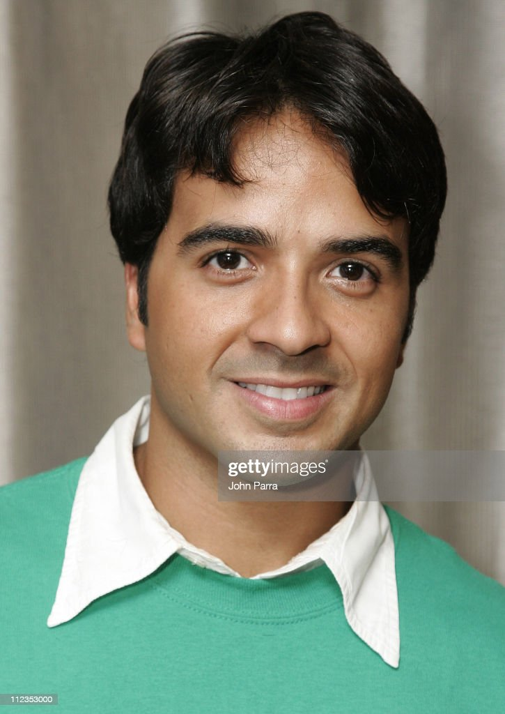 Luis Fonsi Press Conference - June 20, 2006