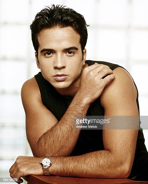 Luis Fonsi Luis Fonsi by Andrew Melick Luis Fonsi Self Assignment January 1 2003