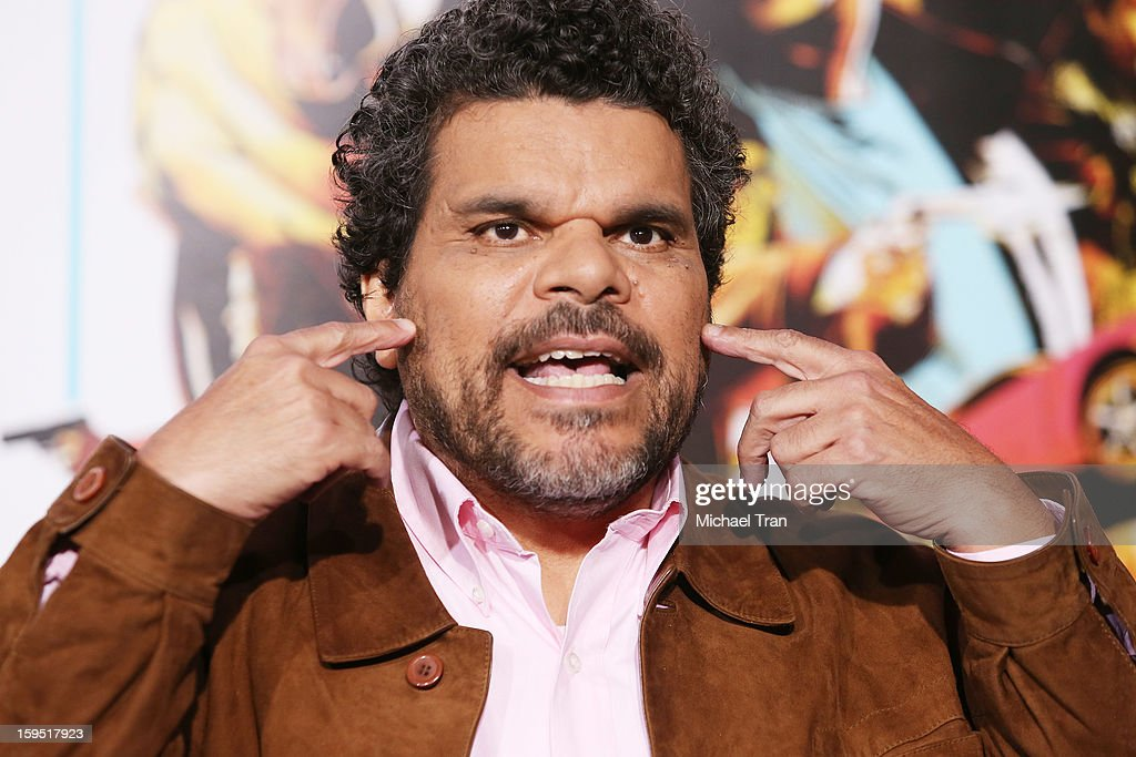 Luis Guzman arrives at the Los Angeles premiere of 'The Last Stand' held at Grauman's Chinese Theatre on January 14, 2013 in Hollywood, California.