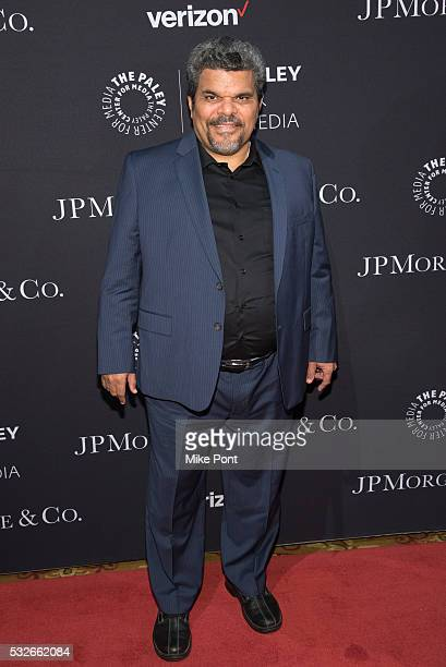 Luis Guzman attends the 2016 Paley Center for Media's Tribute To Hispanic Achievements In Television at Cipriani Wall Street on May 18 2016 in New...