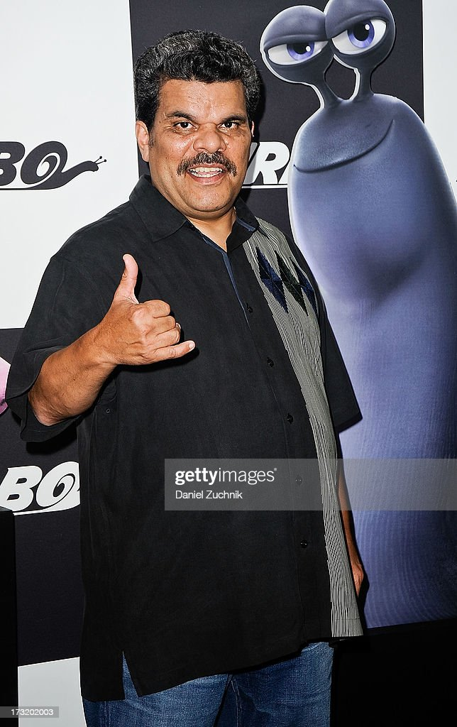 Luis Guzman attends the 'Turbo' New York Premiere at AMC Loews Lincoln Square on July 9, 2013 in New York City.