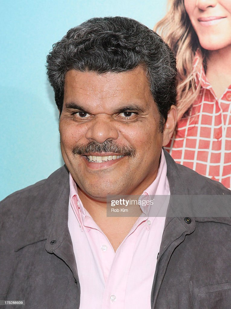 Luis Guzman attends the 'We're The Millers' New York Premiere at Ziegfeld Theater on August 1, 2013 in New York City.