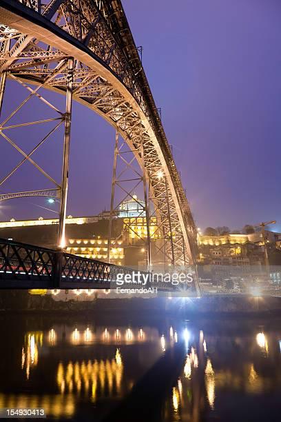 Luis I bridge of Porto
