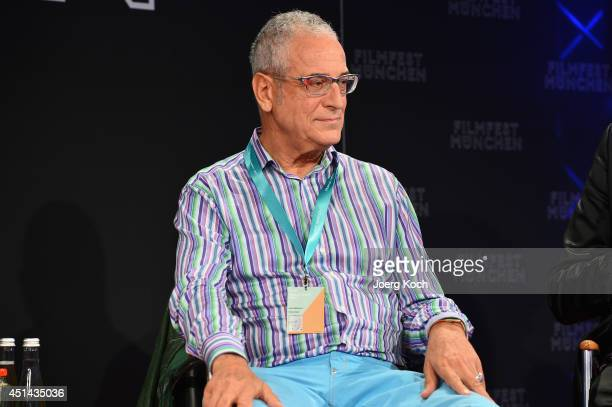 Luis Minarro attends the 'Nuevo Cine Hispano' Panel as part of Filmfest Muenchen 2014 on June 29 2014 in Munich Germany