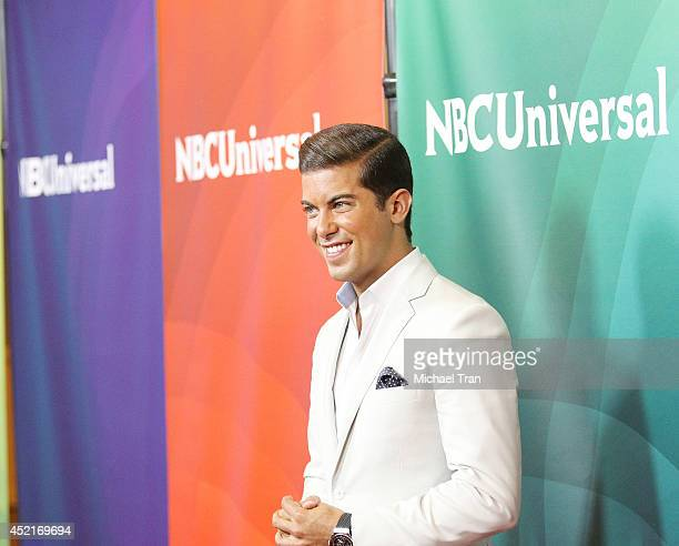 Luis Ortiz arrives at the 2014 Television Critics Association Summer Press Tour NBCUniversal Day 2 held at The Beverly Hilton Hotel on July 14 2014...